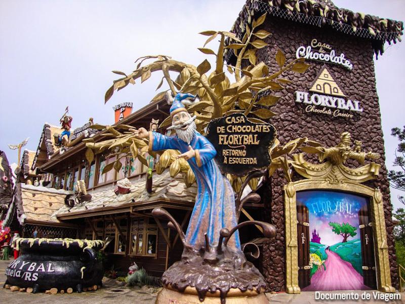 Fábrica Casa de Chocolate Florybal