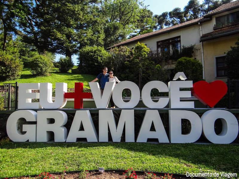 Eu amo Gramado