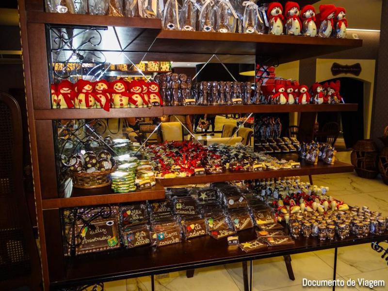 Fábrica Mundo de Chocolate Lugano