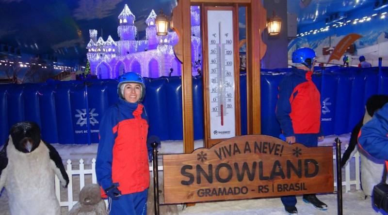 Snowland Gramado