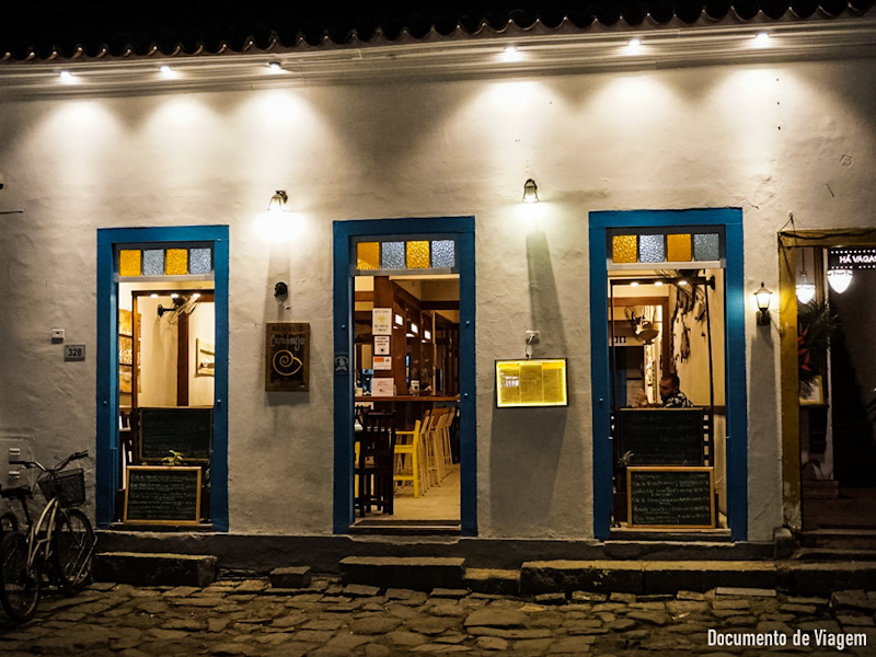 Restaurante Caramujo