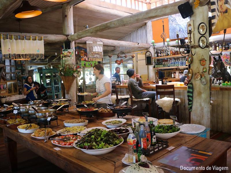 Onde comer em Campos do Jordão
