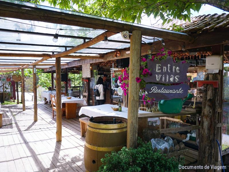 Restaurante Entre Vilas