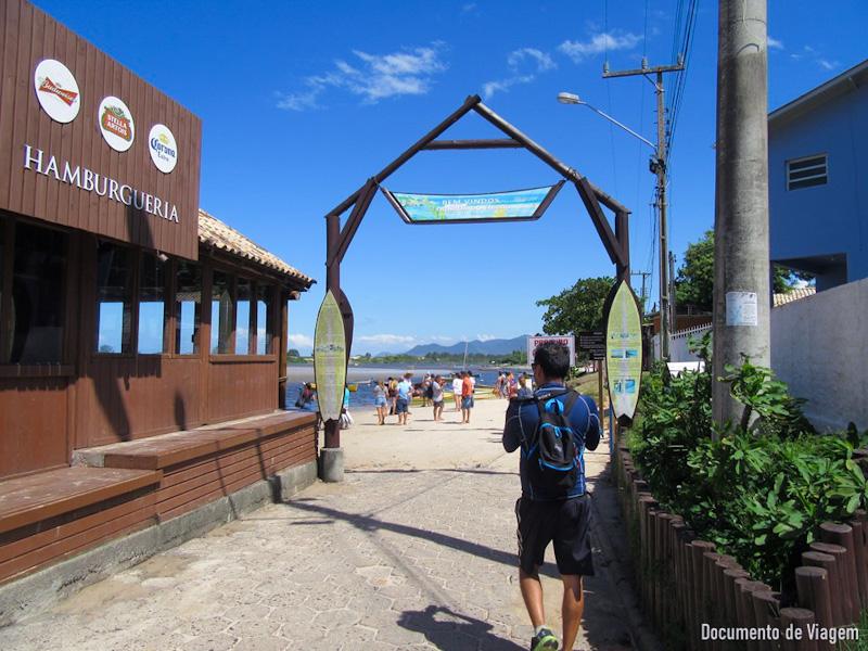 Portal da Guarda do Embaú