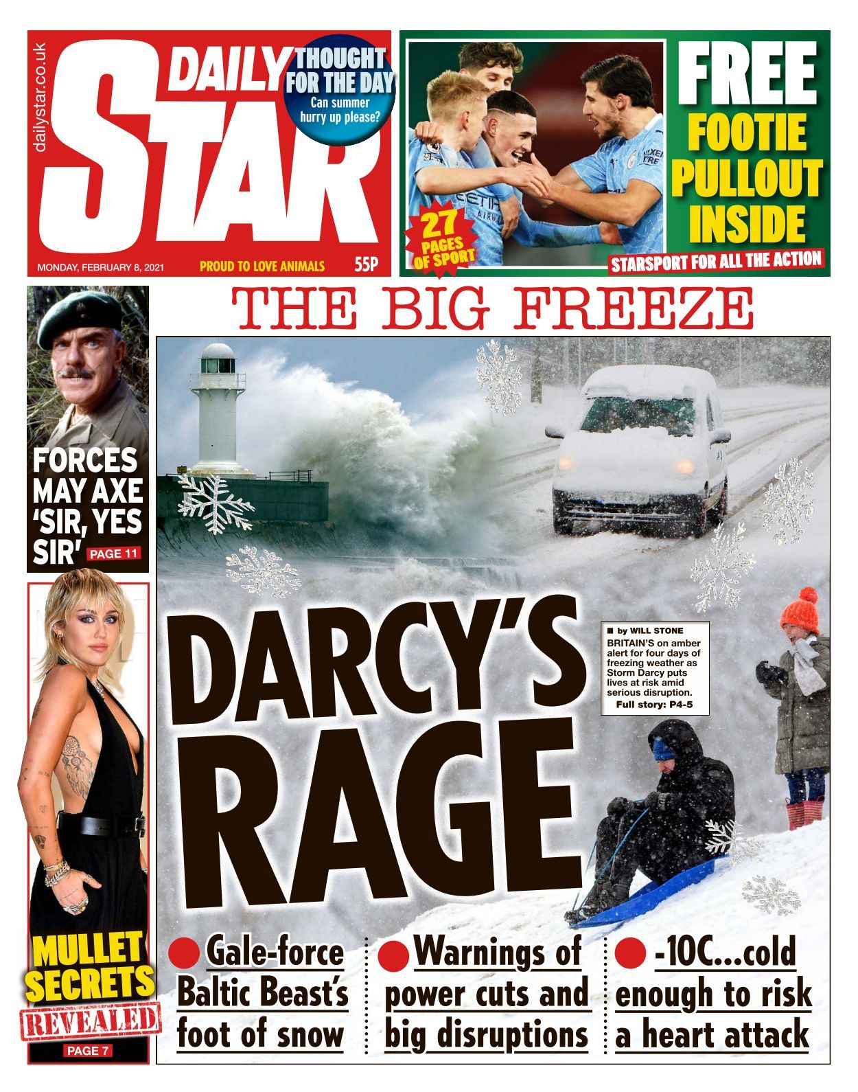 Daily Star 2021 02 08