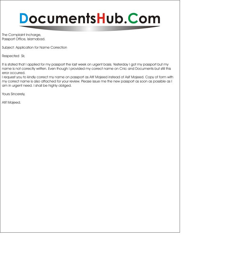 Letter correction yeniscale letter correction sample application for name spiritdancerdesigns Choice Image