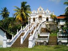 Kumarakanda Rajamaha Vihara - Dodanduwa - Sri Lanka