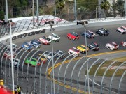 Budweiser duel first race