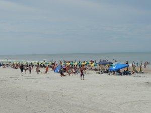 Daytona Beach beautiful day