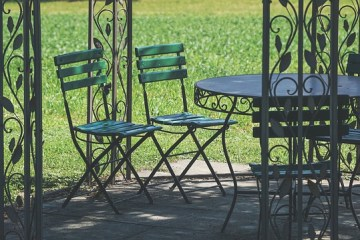 How To Decorate With Wrought Iron Products