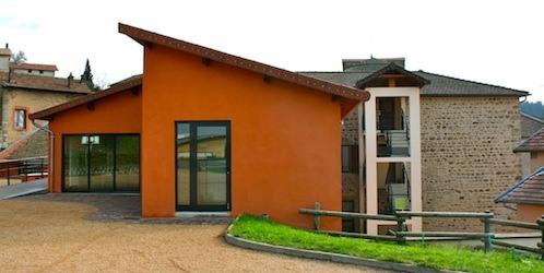 Bâtiment communal Saint Igny de Vers extérieur
