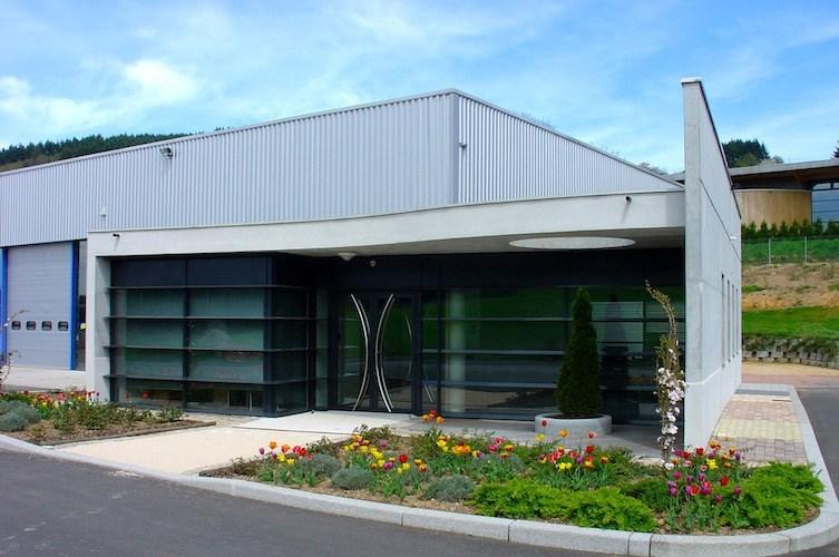 Bureaux HBTP façade