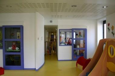 Centre social Cours La Ville intérieur