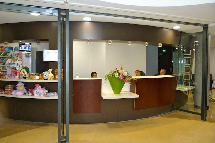 Clinique Val Ouest Accueil