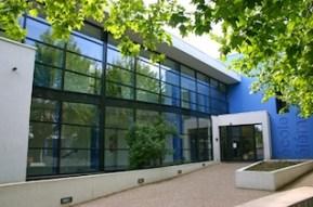 Collège Châtillon d'Azergues extérieur