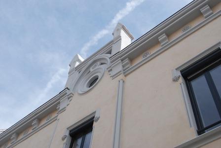 Cure Notre Dame Bellecombe extérieur