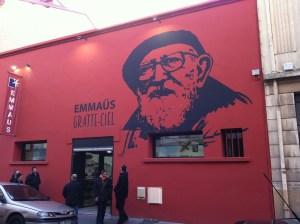 Magasin Emmaus Villeurbanne Façade
