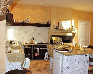Maison Chaponost cuisine
