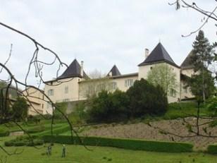 Réhabilitation château jardin