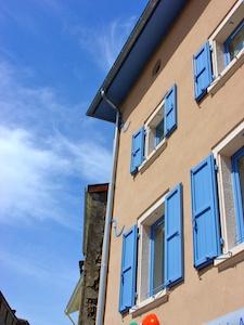 Saint-Igny-de-Vers fenêtre