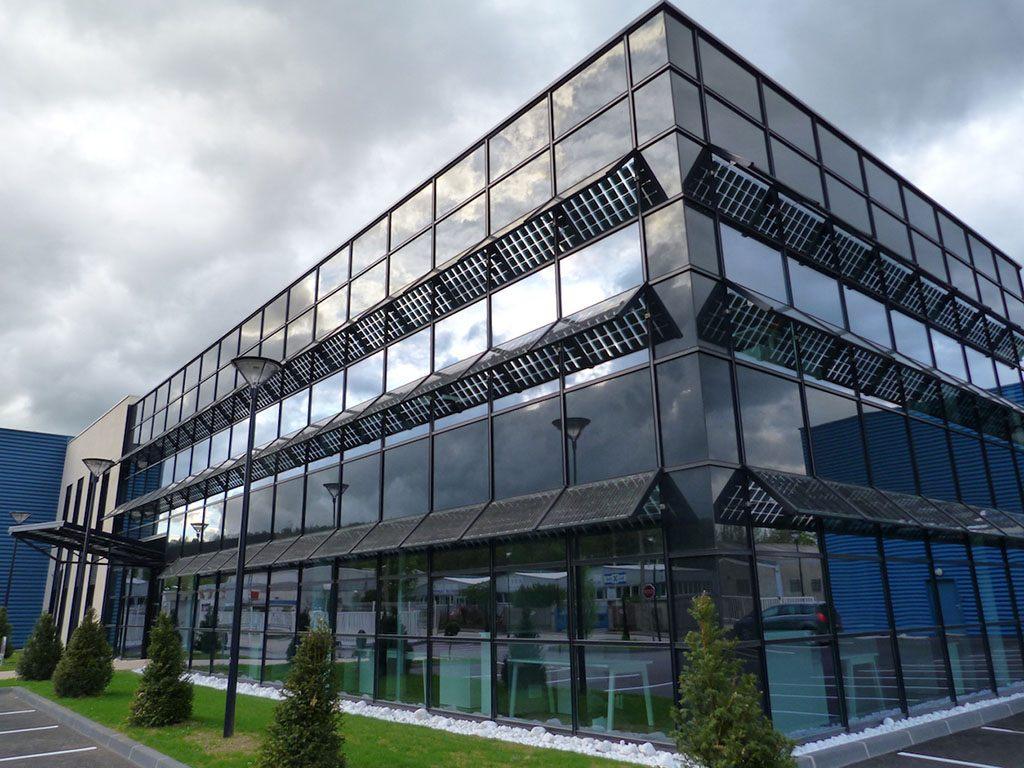 Dodeka architecte lyon france for Architecte urbaniste lyon