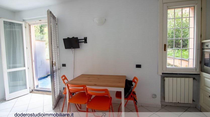 Casa con terrazzo Bogliasco