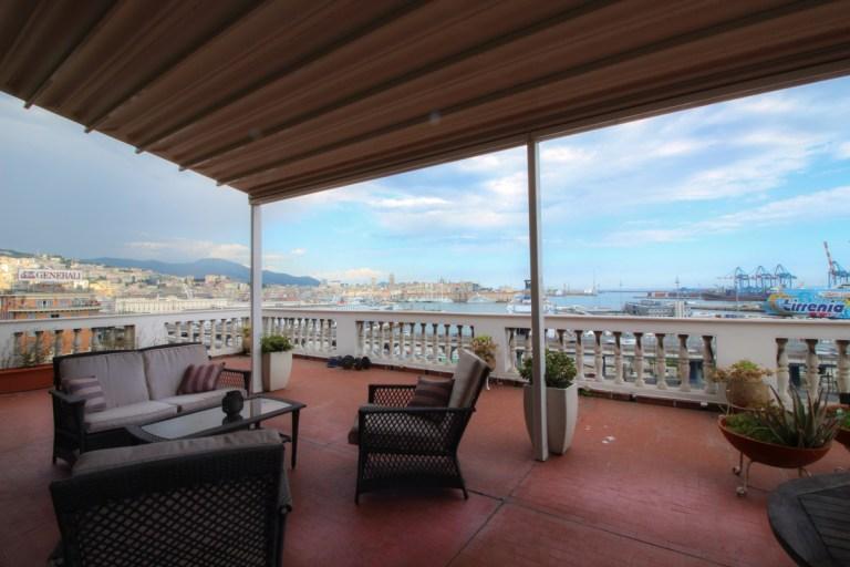 Appartamento in vendita Genova Porto con terrazzi