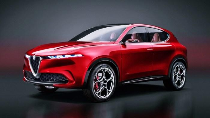 2023 Alfa Romeo Tonale