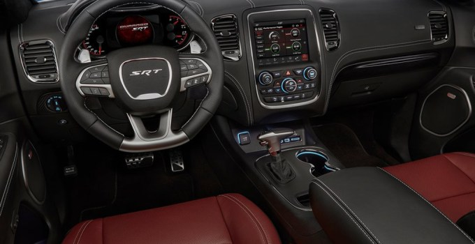 2020 Dodge Durango Interior