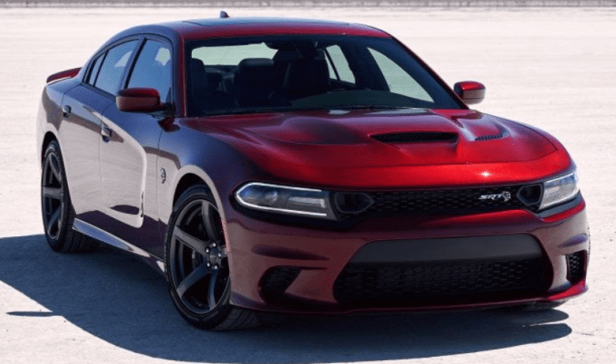 2019 Dodge Scat Pack Charger Exterior