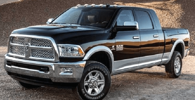 2019 Dodge Super Cab 2500 Exterior