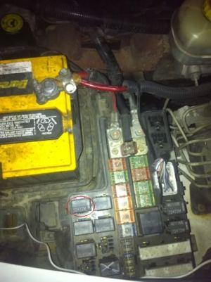 1999 durango fuel pump relay location  DodgeForum