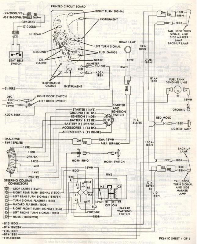 27093d1467864513 1st gen ram wire diagrams wiring diagram 4?resize\=645%2C800\&ssl\=1 1955 dodge truck wiring diagram wiring diagram simonand 1974 dodge truck wiring harness at crackthecode.co