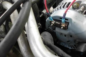 DIY External voltage regulator conversion  DodgeForum