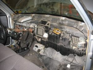 RAM 1500 Dash  Heater core  DodgeForum