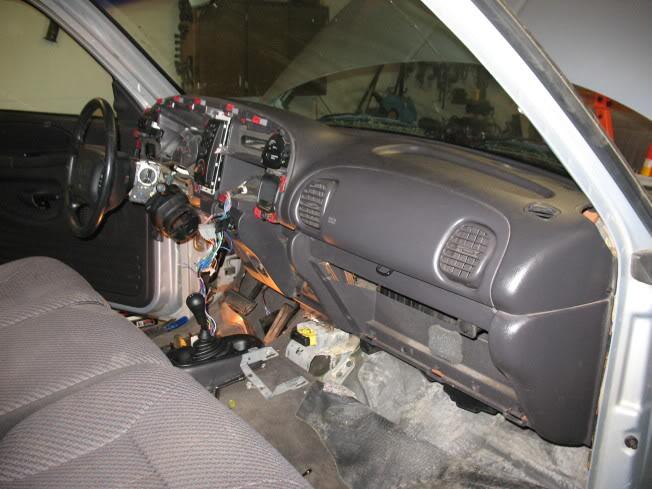 2001 Ford Taurus Heater Problems