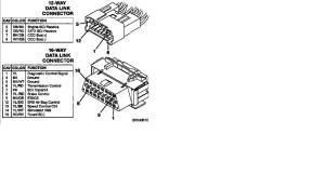Diagnostic Link Connector wiring diagram  DodgeForum
