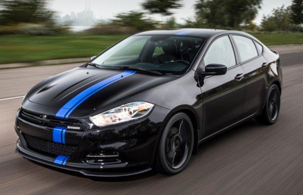 Chrysler Group LLC introduces limited-edition Mopar '13 Dart.