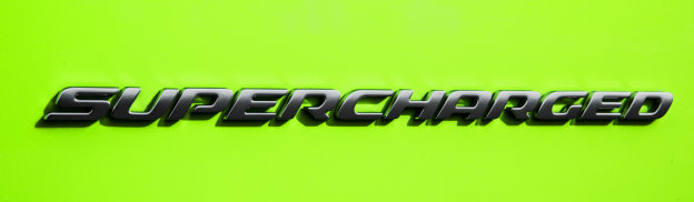 2015 Dodge Challenger SRT with the HEMI® Hellcat engine