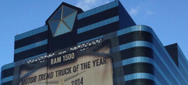 The Ram Truck brand celebrates the Ram 1500 winning its first-ev