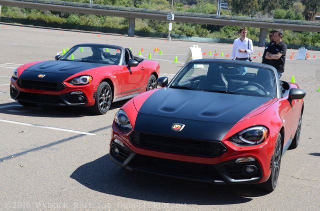The Fiat 124 Could Make An Incredible Dodge Demon Dodgeforum