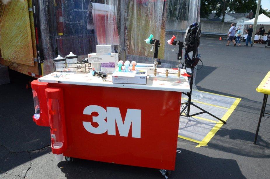 3M paint display