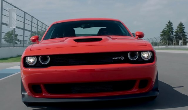 The Widebody Hellcat makes a great car even better.