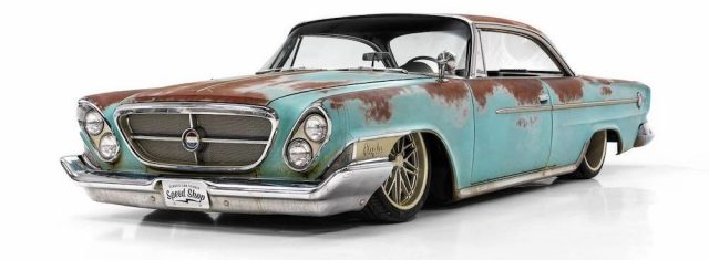 Viper-powered 1962 Chrysler 300