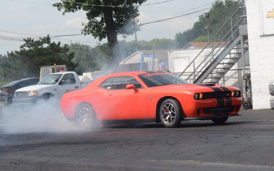 Jon Sipple's Hellcat Challenger