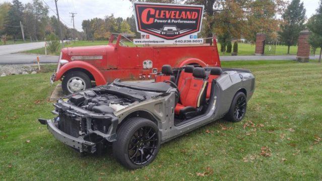 2017 Dodge Challenger R/T Scat Pack Kart