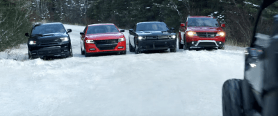 dodgeforum.com Dodge Brotherhood of Muscle Chase a Wolf Commercial