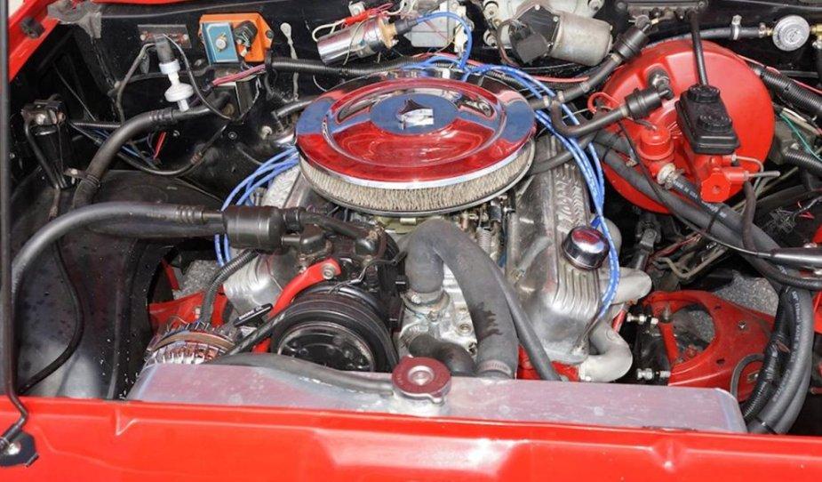 1987 Dodge Dakota Custom Engine