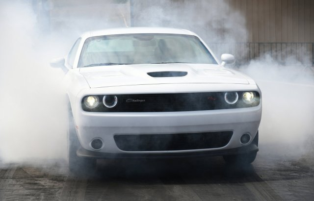 2019 Challenger Scat Pack 1320 Front