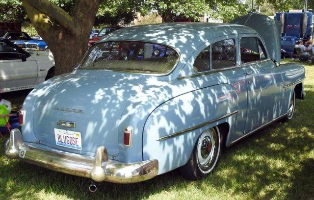1952 Dodge Wayfarer Rear